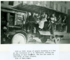 Port Clinton Bus 1918-1919