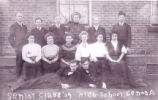 1909 Genoa High School Senior Class