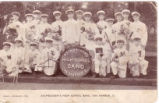 Aschbacker's High School Band (Oak Harbor, Ohio) 1907