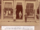 John Weis Harness Shop c. 1890