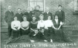 Genoa High School Senior Class of 1909
