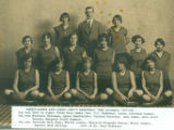 Harris-Elmore High School Girls Basketball Team 1927