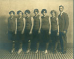 Harris-Elmore High School Girls Basketball 1927 (select members)