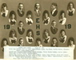 Elmore High School Graduation Class 1919