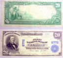 $20 Bank of Elmore Note (1903)