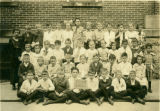 Elmore School 3rd & 4th Grades (1919)