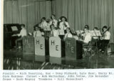 Harris-Elmore High School Jazz Band 1950s