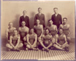 1926 Port Clinton Boys Basketball Team