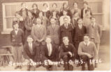 Elmore High School Senior Class 1926
