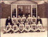 Elmore Basketball Team 1936