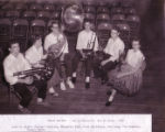 Harris-Elmore High School Brass Sextet 1959