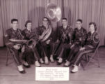 Harris-Elmore High School Brass Sextet 1960