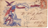 Guthrie Civil War Envelope