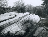 Glacial Grooves of Kelleys Island photograph