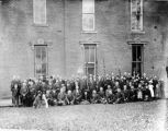 26th Ohio Veteran Volunteer Infantry Reunion photograph