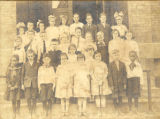 East View School class picture
