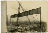 South High School girder photograph