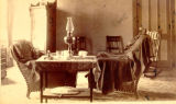 Ulysses S. Grant sick room photograph