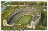 Ohio Stadium postcard