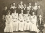 Patterson High School Graduation photograph