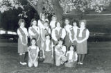 Black Diamond Girl Scout Council Area 2 representatives