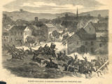 Entry of Morgan's Raiders into Washington, Ohio