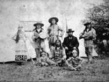 Native American group portrait