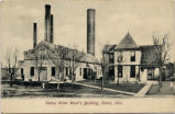 Celina Water Works Postcard