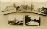 'Trip to Wapakoneta, Ohio' postcards