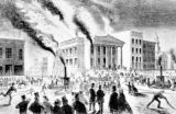 'Fire in Cincinnati' illustration