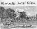 Ohio Central Normal School illustration