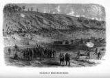 'Charge at Missionary Ridge' illustration