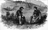 'Interview Between Grant and Pemberton' illustration