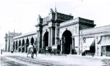 Columbus Union Station Photograph