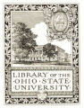 Ohio State University bookplate