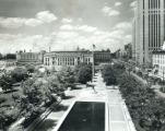 View from the Ohio State Office Building photograph