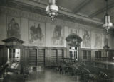 Ohio State Office Building Reading Room photograph
