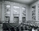 Ohio State Office Building Hearing Room photograph