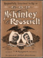 McKinley and Roosevelt political campaign sheet music