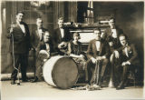 Harry Shannon Orchestra photograph