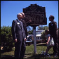 Easter Seals marker ceremony photograph