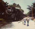 Hocking Valley Railroad photograph