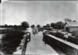 Ohio Erie Canal at Millersport photograph