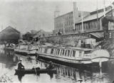Ohio Erie Canal at Groveport photograph