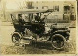 E.E. Eisenbarth calliope car