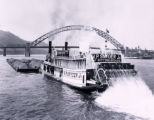 W.P Snyder, Jr. towboat