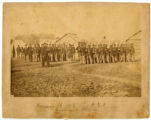 120th Ohio Volunteer Infantry, Company H photograph