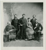McCook family photograph