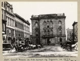 Cleveland Square courthouse photograph