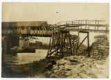 Demolition of Y-Bridge in Zanesville